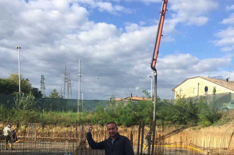 Stato di avanzamento lavori Parma Mia