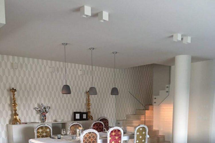 villa bifamiliare parma